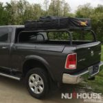 RAMBOX truck rack, RAMBOX bed rack, RAMBOX ladder rack, RAMBOX expedition rack, aluminum truck rack, aluminum bed rack, aluminum expedition truck rack, overland rack, overland truck rack, expedition truck bed rack, overland gear, roof top tent rack, RTT rack, custom truck rack, overland, overlanding full size truck, car camping, truck camping, Ram Box truck rack, RAM truck, RAM 2500, RAM 1500, ladder rack, removable cross bar, truck rack with rolling cover, truck rack with locking cover, 23 zero tent, Bundaberg tent, Roof top tent, RTT