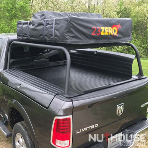Nutzo- Classic Expedition Truck Rack for the  RAMBOX