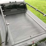 Aluminum Truck Rack, Expedition Truck Rack, Overlanding truck rack, RAM Box bed rack, Aluminum bed rack, truck bed rack, roof top tent rack, overlanding full size truck, car camping, truck camping, Ram Box truck rack, truck rack with rolling cover, truck rack with locking cover, RAM truck, RAM 2500, 23 Zero, roof top tent, ladder rack, removable cross bar