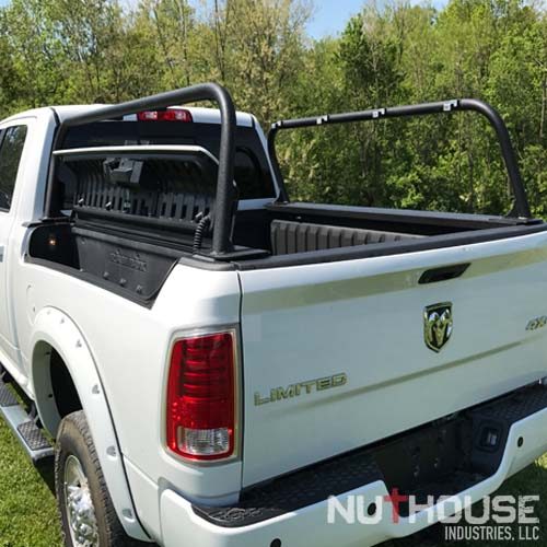 Nutzo- Classic Expedition Truck Rack for the RAMBOX (Standard Height)