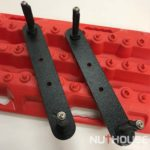Maxtrax mounting plates, TRED Pro mounting plates, Expedition rack accessory, truck rack accessory,