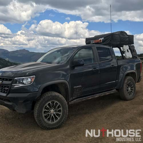 Nutzo Tech 2 Series Expedition Truck Bed Rack Nuthouse