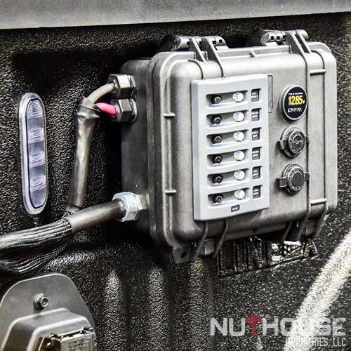 Nuthouse power control box