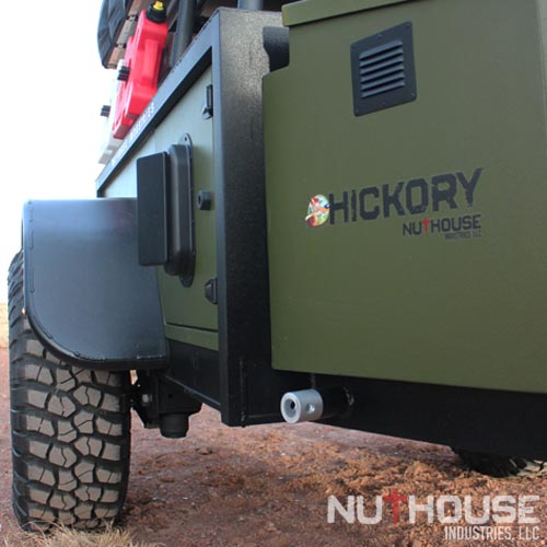 Hickory Aluminum Expedition Trailer