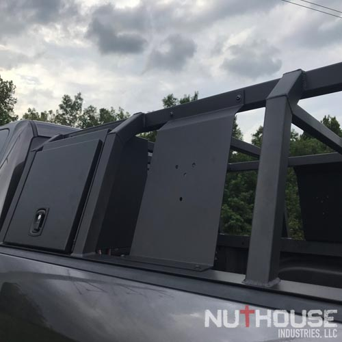 Nutzo Tech 3 expedition bed rack