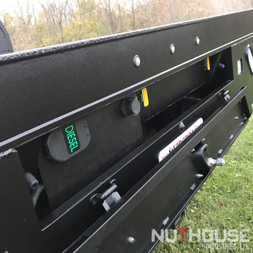 Nuthouse Industries Expedition Tray bed