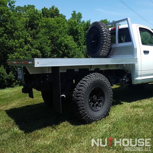 Expedition Flatbed - Nuthouse Industries