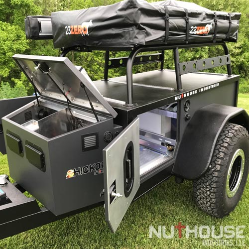 Hickory Expedition Trailer Nuthouse Industries