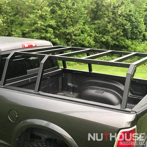 Nutzo Tech 1 Series Expedition Truck Bed Rack Nuthouse Industries