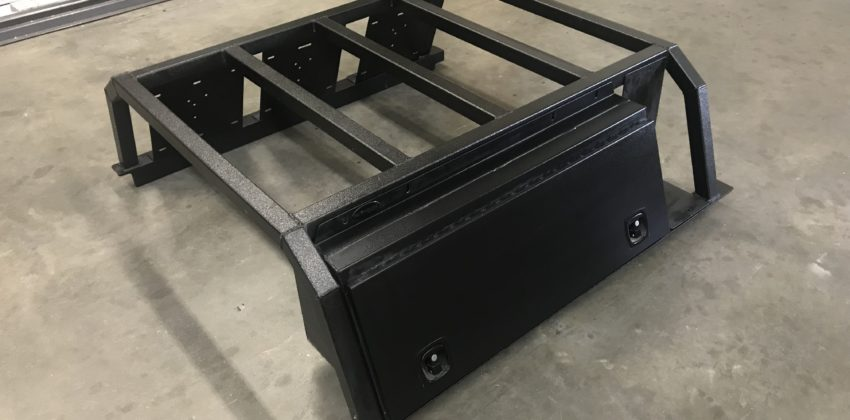 Used bed rack, discount overlanding gear, demo bed rack,