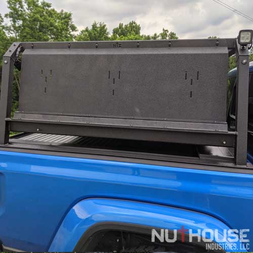 Hard deck, aluminum truck bed cover, Dry truck storage, secure truck bed, truck bed shelf, coiling cover, coiling truck cover, aluminum coiling cover, retracting coil cover, Removable panel hard deck, truck bed with removable cover, load bearing truck cover, aluminum truck cover, locking truck cover, secure truck bed cover, strongest truck bed cover, headache rack, cargo rack, truck bed rack with cover, Nuthouse Industries, Nuthouse Industries rack, Nuthouse, aluminum truck rack, aluminum bed rack, aluminum expedition truck rack, overland rack, overland truck rack, expedition truck bed rack, overland gear, roof top tent rack, RTT rack, custom truck rack, overland, overland pickup, overland pickup truck, offroad pickup, pickup truck rack, overlanding full size truck, car camping, truck camping, ladder rack, removable cross bar, tacoma truck rack, truck bed rack, expedition truck, rotopax, best overland rack, truck vault, overland storage, action packer for car camping, overland vehicles, Nuthouse rack, Nuthouse industries, nutzo rack, ford super duty rack, ford raptor, ford f150, gm rack, chevy rack, colorado bed rack, tacoma bed rack, ford bed rack, toyota overland rack, tacoma overland, expedition rack, expedition truck, off road truck rack, offroad truck , rack, off road truck bed rack, mid size truck rack, mid size overland, off road rack, rotopax, vision x, vision x dura mini, cvt rack, cvt tent rack, diesel overland, overland diesel, maxtrax, tred pro, traction plate, , truck rack awning mount, overland awning mount, expedition truck rack awning mount, 23 Zero rack, chase rack, best overlanding rack, nuthouse industries, nuthouse industries rack, nutzo rack, aluminum rack, aluminum overlanding rack, aluminum rtt rack, trailer tent, Off road expedition bed rack, off road bed rack, off road truck bed rack, adventure rack, bed cage, aluminum storage boxes, universal mounting plate, made in the USA, American made, east coast overlanding, Rotopax, rotopax gas can, r